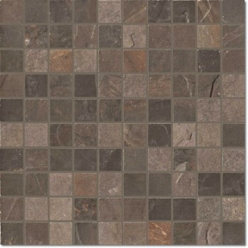 Natural Slate Mosaico Multicolor  30,5x30,5