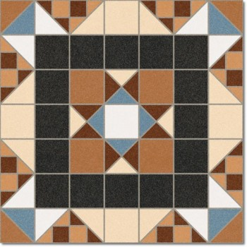 Halton Marrón 31,6x31,6