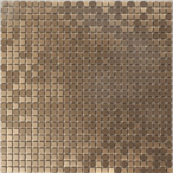 Brushed Copper 10 (plaster 30x30)