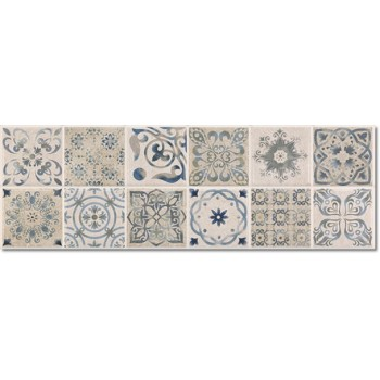 Ozone Mosaico Antique Grey 30x90