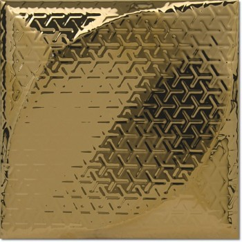 Dec. Hoja Oro 15x15