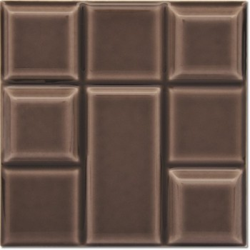 Tetrix Chocolate Brillo 15x15