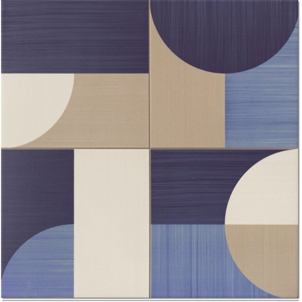 Moon Deco Blue 44x44
