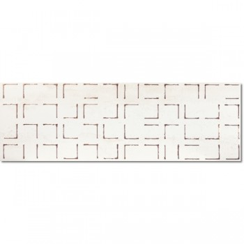 Decor Ninety Blanco 40x120