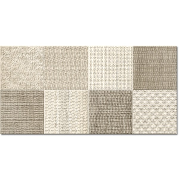 Toulouse Mosaic Warm 25x50