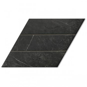 Diamond Marquina Chevron L 70x40 (Lewy)