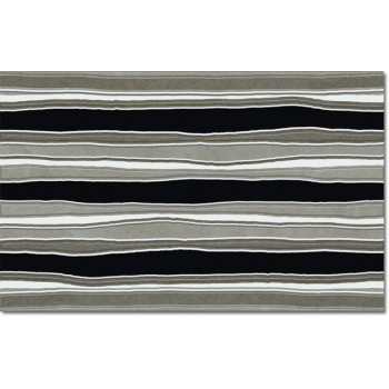 Decor Horizon Black 25x40