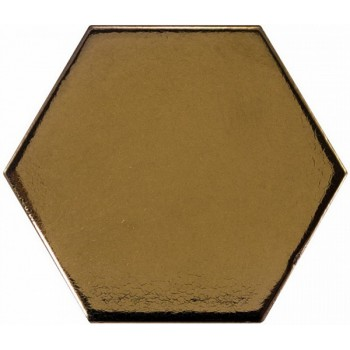 Scale Hexagon Metallic 12,4x10,7