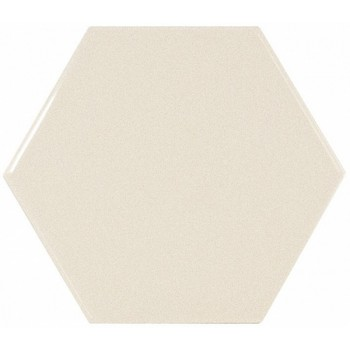 Scale Hexagon Cream 12,4x10,7