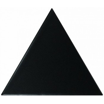Scale Triangolo Black Matt 10,8x12,4