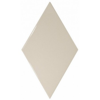 Rhombus Wall Cream 15,2x26,3