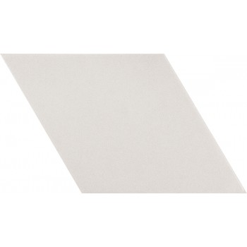 Rhombus White Smooth 14x24