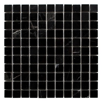 Pure BLACK 25 (plaster 30,5x30,5)