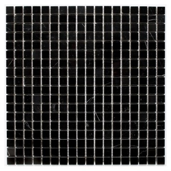 Pure BLACK 15 (plaster 30,5x30,5)