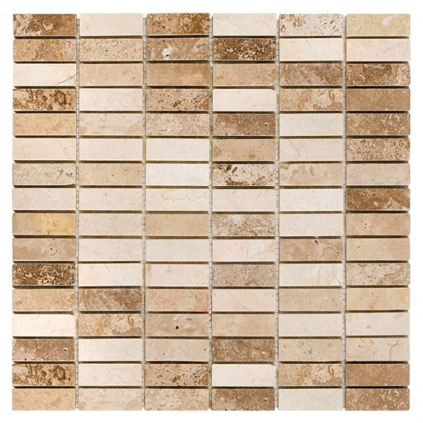 Travertine Block Mix 48 (plaster 30,5x30,5)