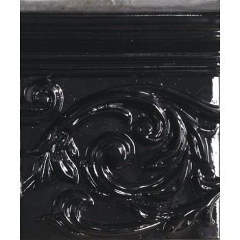 Decor Poesia Black 17,8x15