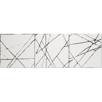 Decor Click Art I White 40x120