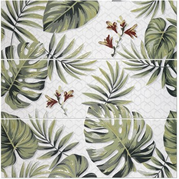 Decor Set(3) Exotica 40x120