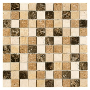 Travertine mix 32 (plaster 30,5x30,5)