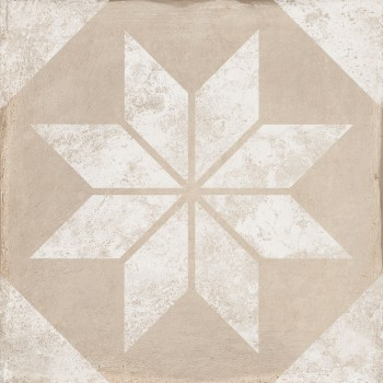 Triana Star Beige 25x25P