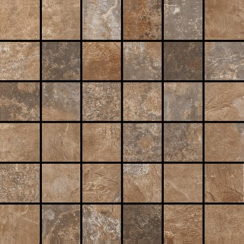 Slate Mosaico Indian 30x30