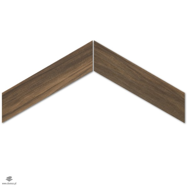 Sleek Wood Nut Chevron Nat. 11x54
