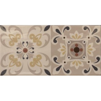 Artisan Olite Hueso Decor Mix 10x20